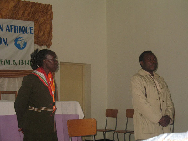 Presentation of participating countries – Uganda delegation