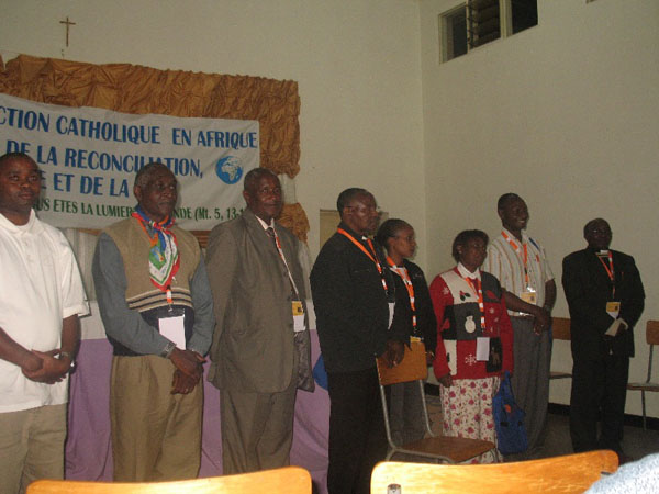 Presentation of participating countries – Kenya delegation