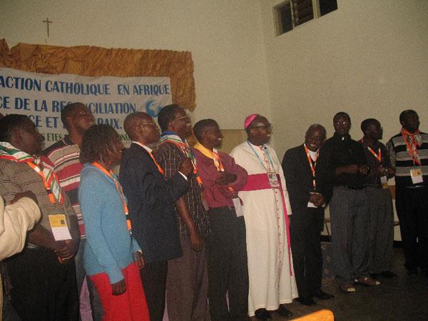 Presentation of participating countries – Rwanda delegation