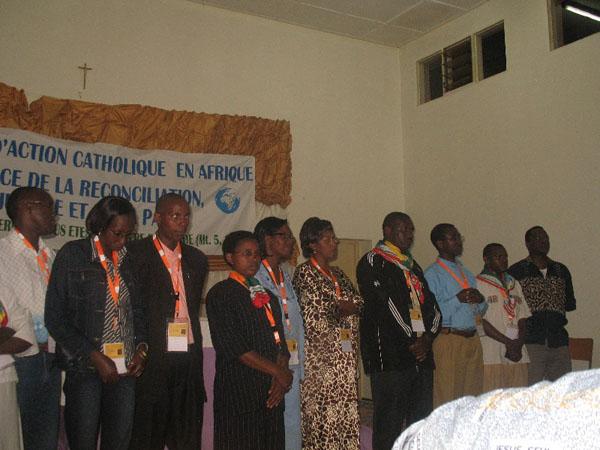 Presentation of participating countries – Burundi delegation