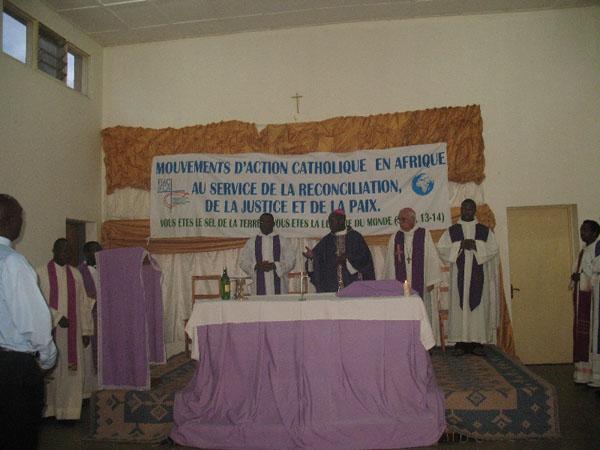 Opening Eucharistic Celebration