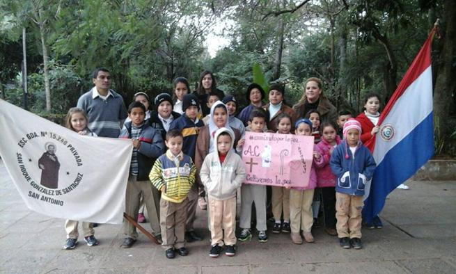 Acción Católica del Paraguay (Diócesis de San Lorenzo) 1