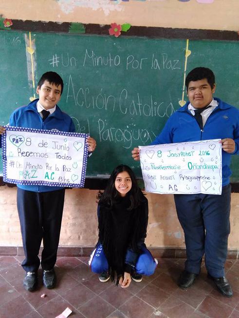 Acción Católica del Paraguay (Diócesis de San Lorenzo) 10