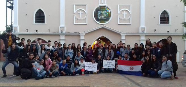 Acción Católica del Paraguay (Diócesis de San Lorenzo) 23