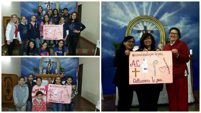 Acción Católica del Paraguay (Diócesis de San Lorenzo) 3