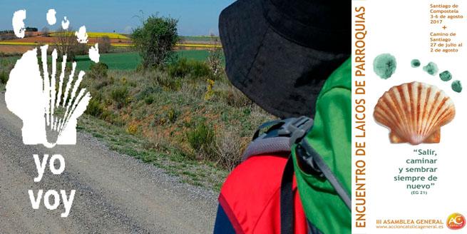 Resultado de imagen de camino de santiago acg
