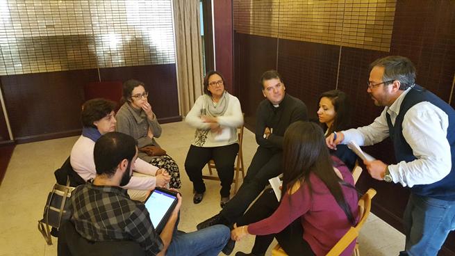 2 dicembre - Gruppi di lavoro