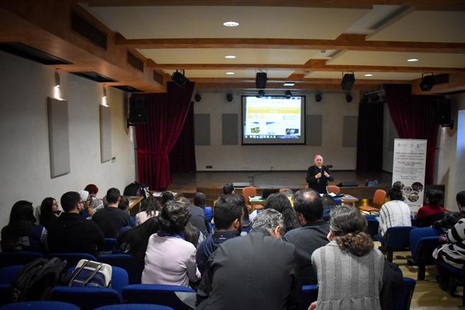 1 dicembre - prima sessione. Intervento di Mons. Marcuzzo