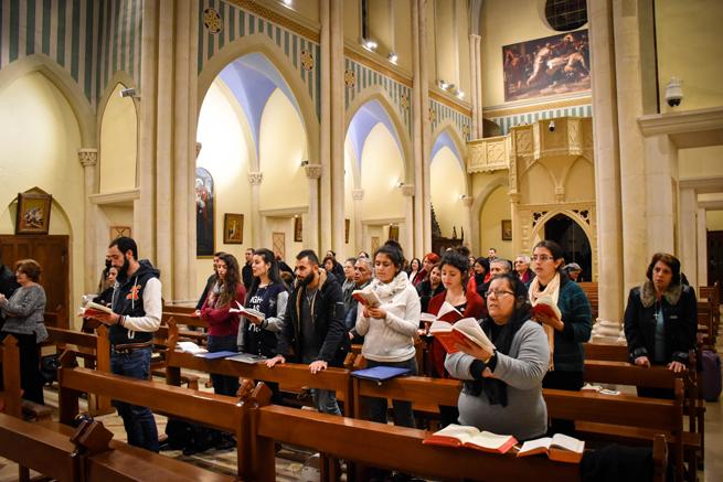 1 dicembre - Santa Messa
