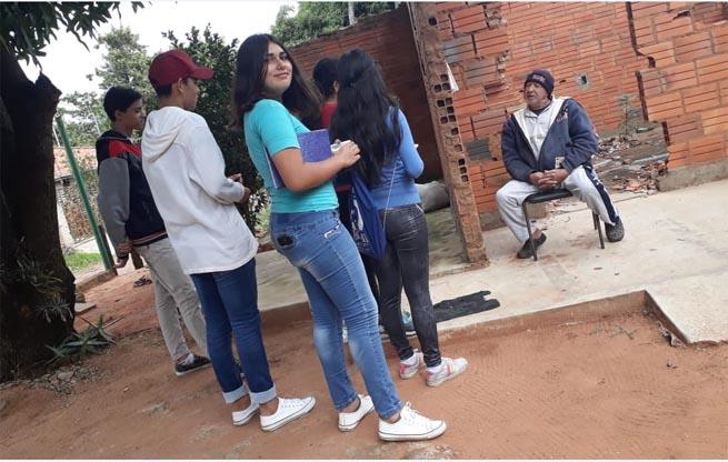 Jovenes Mision Chiquitunga 1