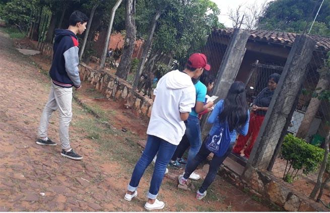 Jovenes Mision Chiquitunga 2