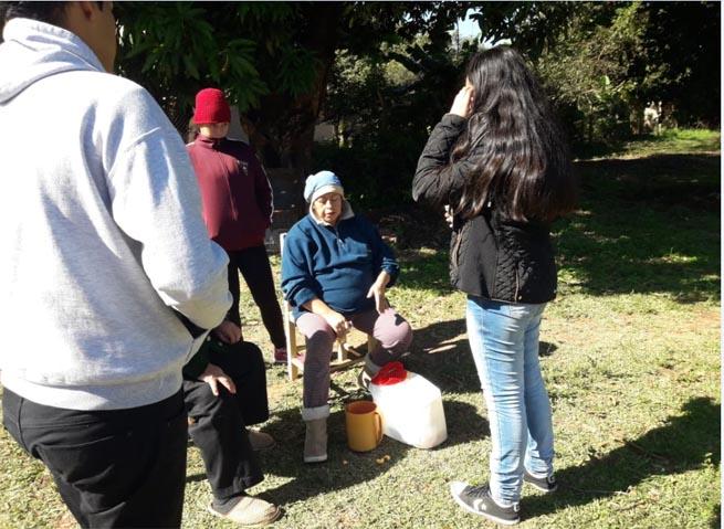 Jovenes Mision Chiquitunga 5