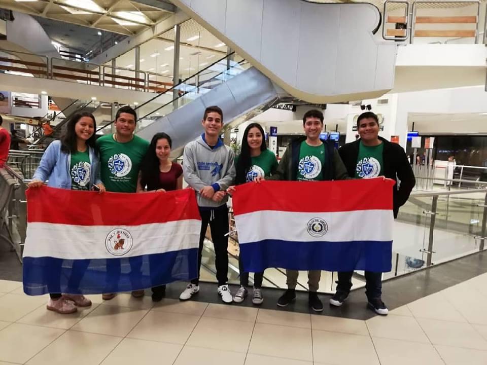 FIAC America 4 Delgacion Paraguay