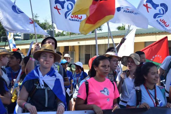 21.01.2019 Giovani a Panama