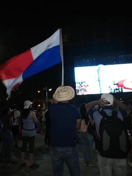 24.01.2019 Conclusione 5 Giorno A Panama