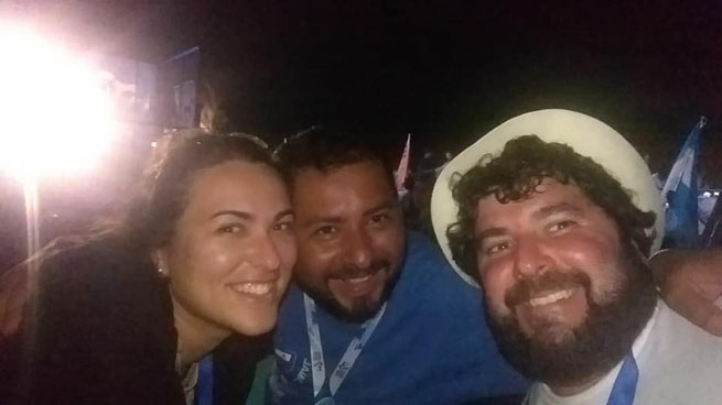 27.01.2019 Panama JMJ 2019
