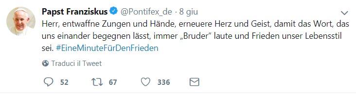 Tweet DE