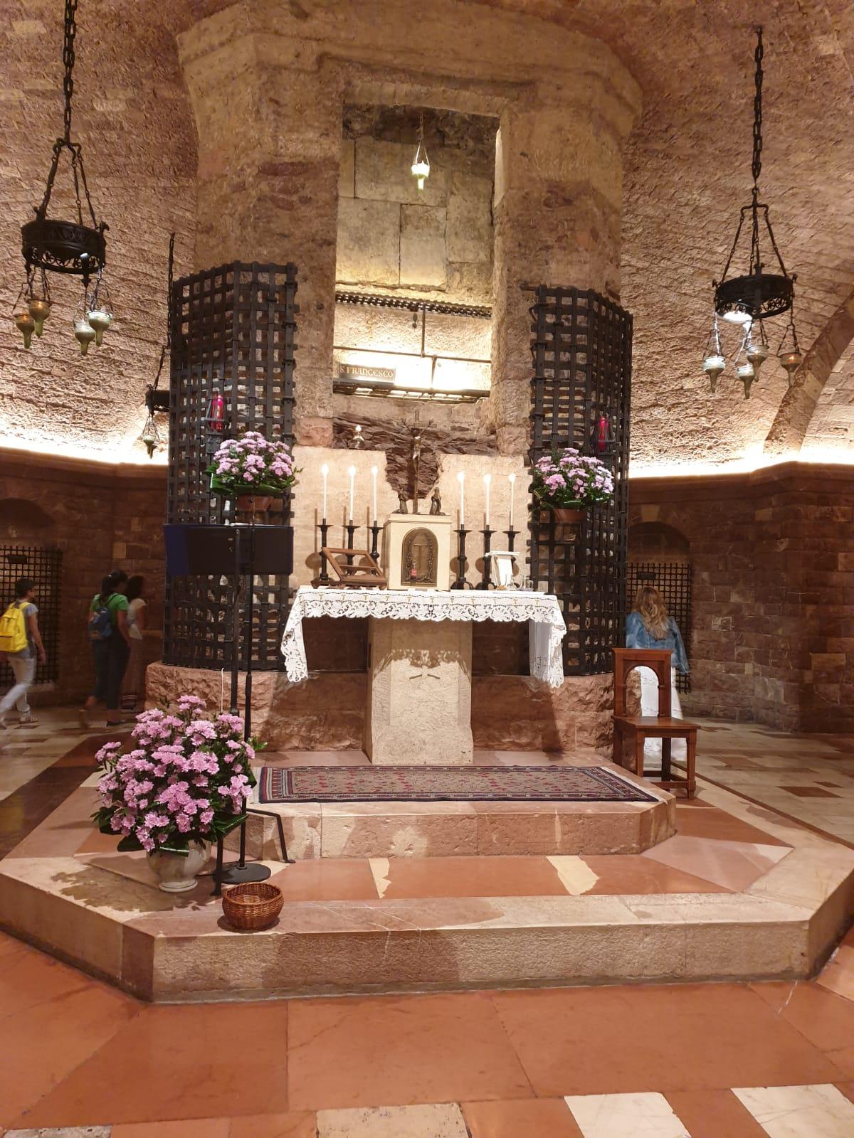 SummerSchool Assisi2019 22July 8