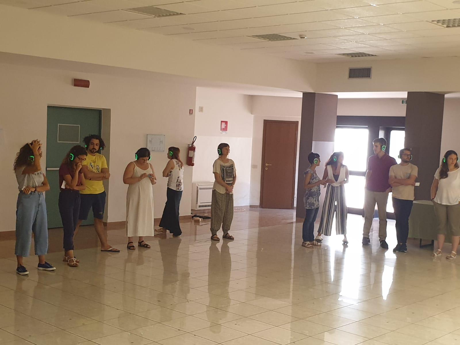 SummerSchool Assisi2019 25July 4
