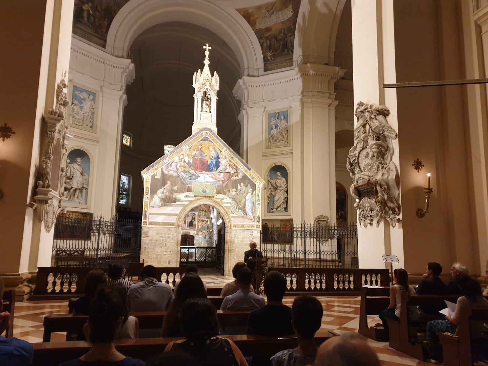 SummerSchool Assisi2019 25July 8