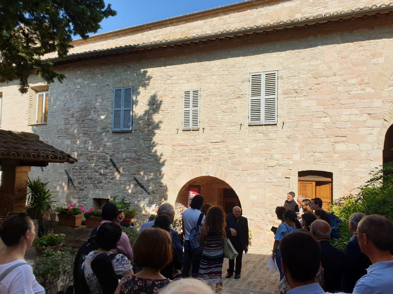 SummerSchool Assisi2019 26July 5