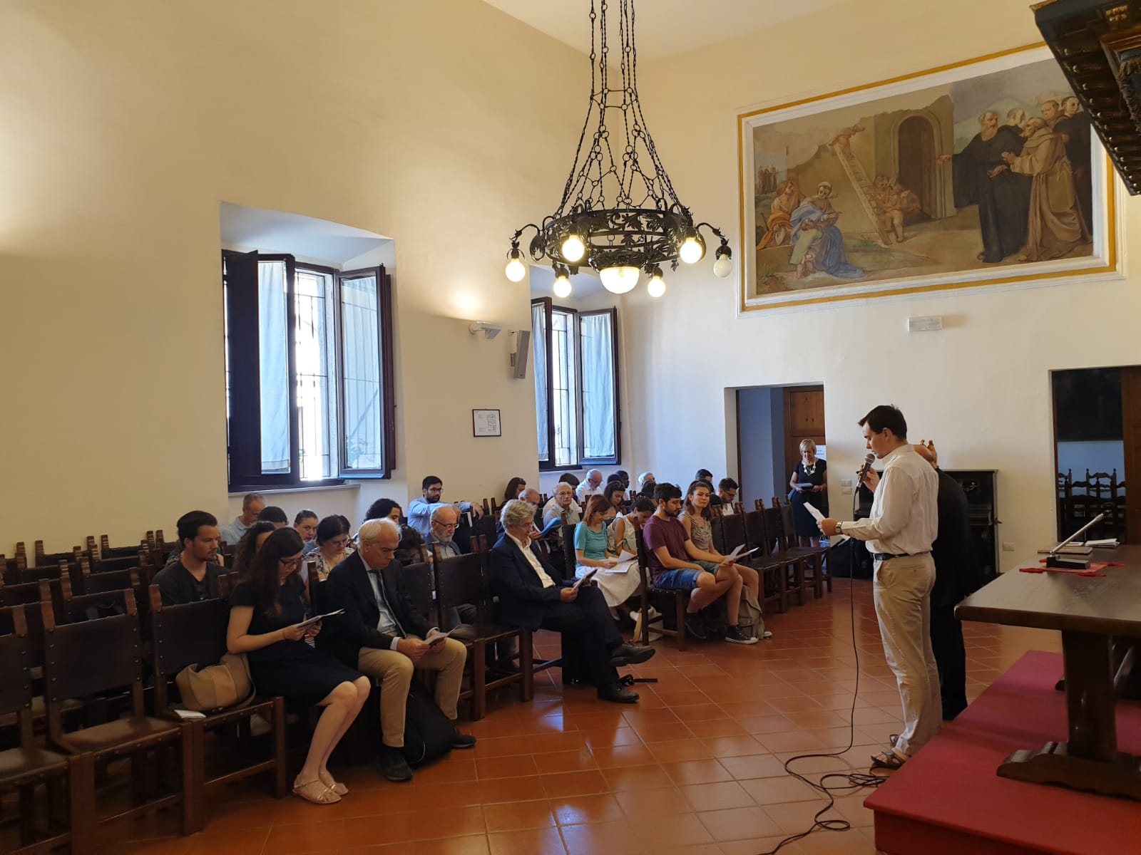 SummerSchool Assisi2019 26July 6