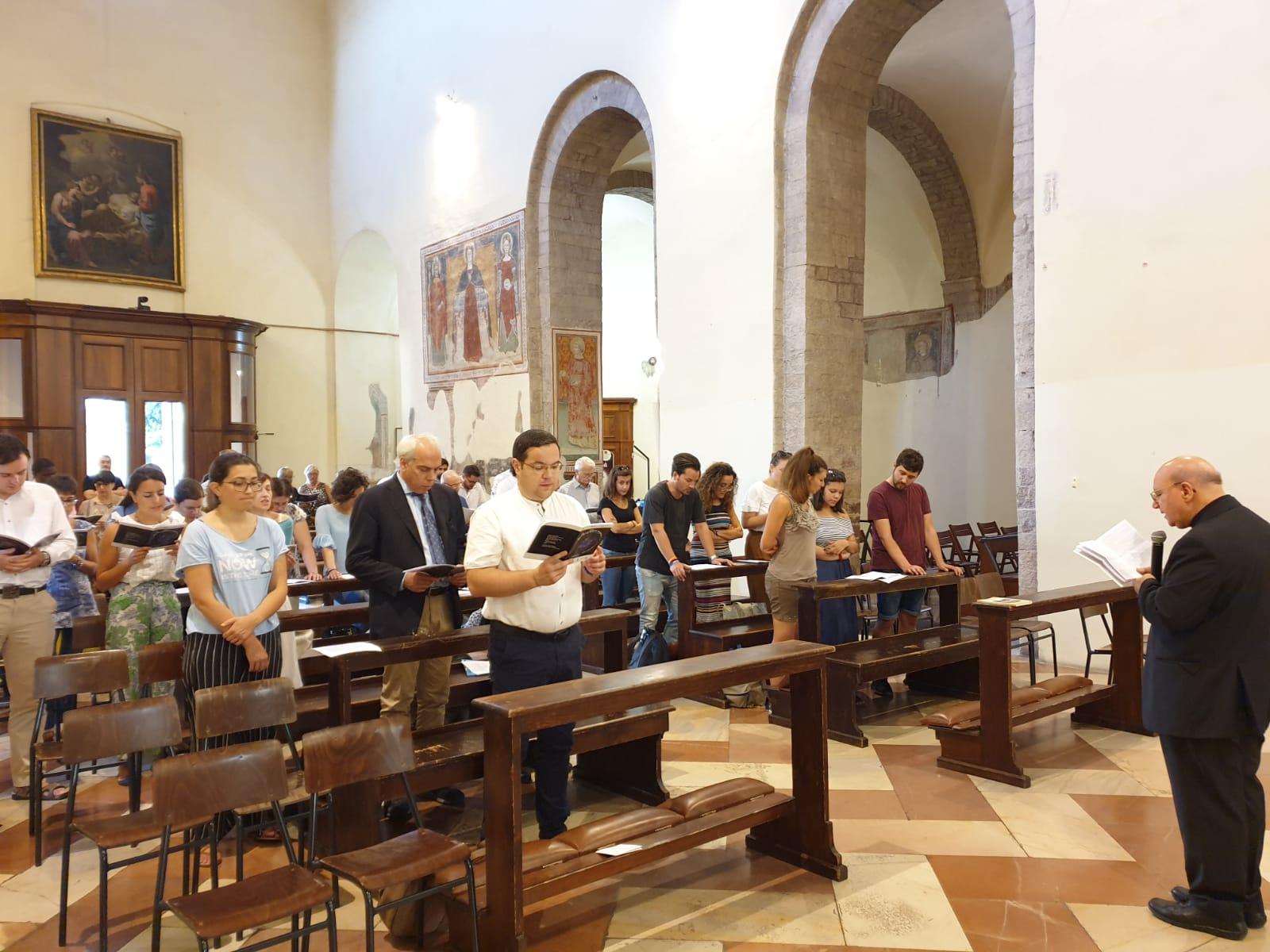 SummerSchool Assisi2019 26July 9