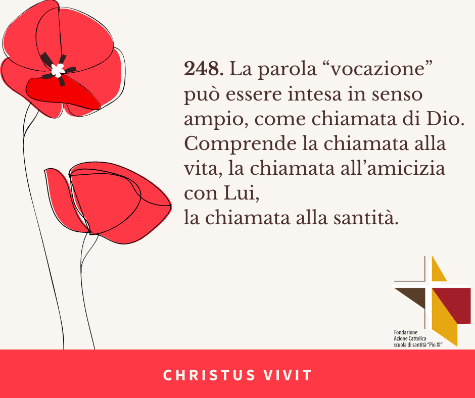 CHRISTUS VIVIT (6)