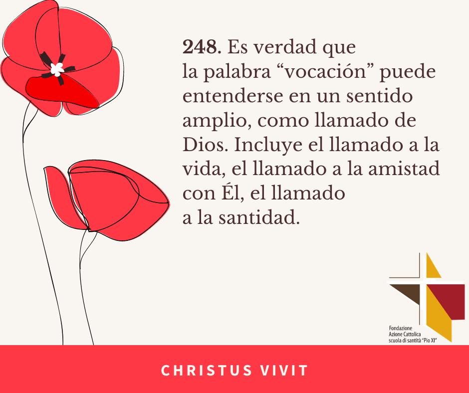 ES CHRISTUS VIVIT (11)