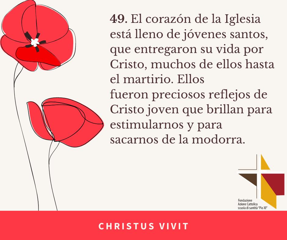 ES CHRISTUS VIVIT (2)