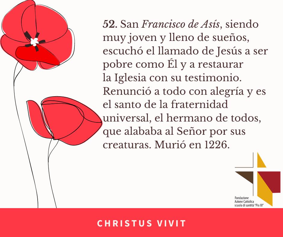 ES CHRISTUS VIVIT (3)