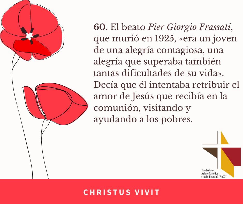 ES CHRISTUS VIVIT (4)