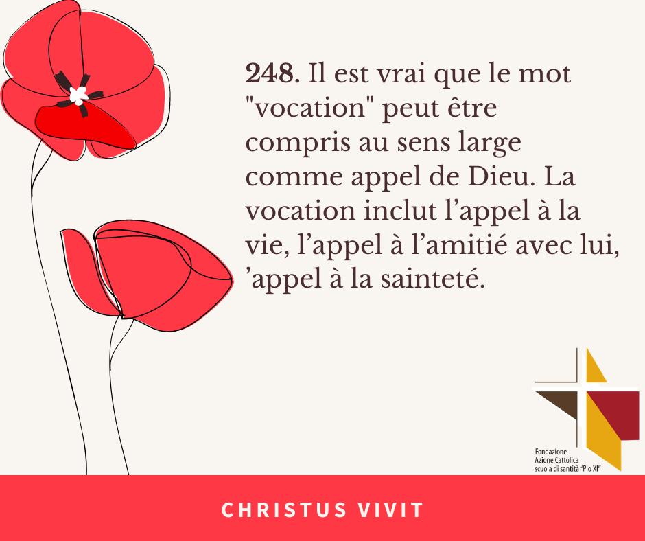 FR CHRISTUS VIVIT (11)