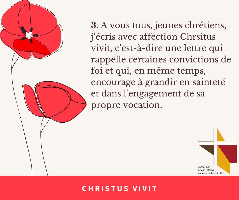 FR CHRISTUS VIVIT (5)