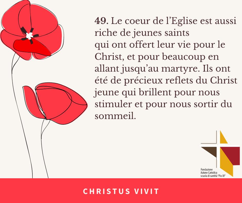 FR CHRISTUS VIVIT (6)