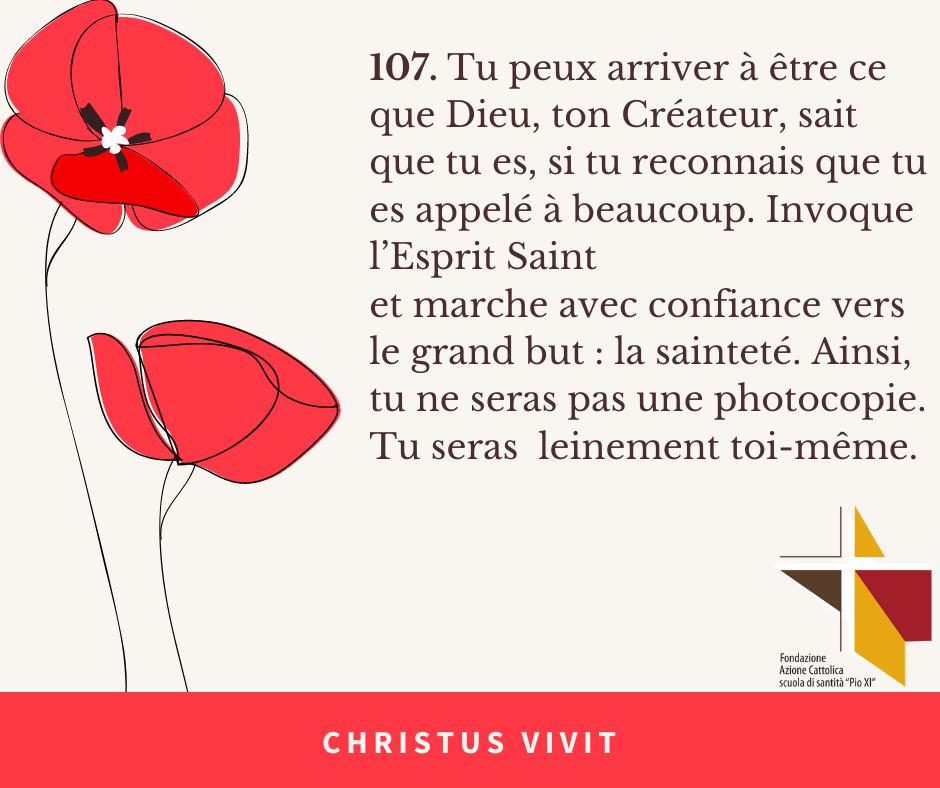 FR CHRISTUS VIVIT (9)